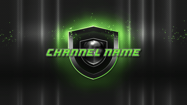 Champion Channel Banner Green Full