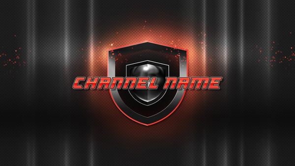Champion Channel Banner Red Full