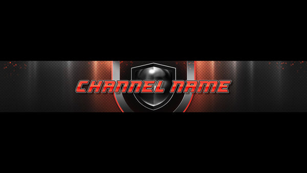 Champion YT Channel Banner Red