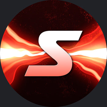 Discord profile picture red