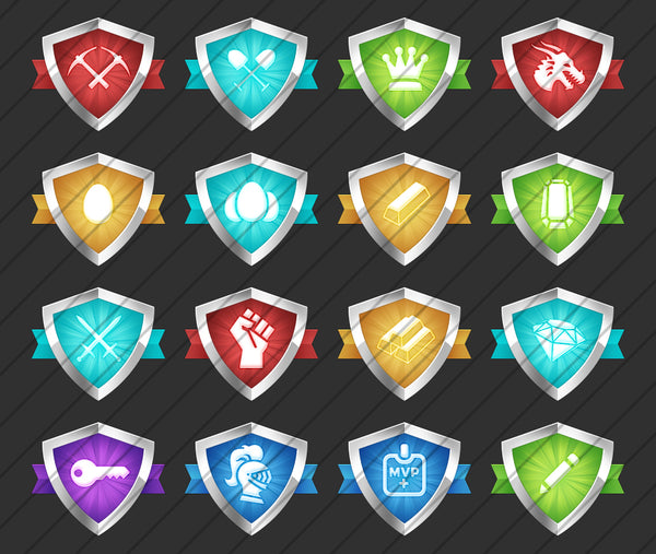 Shields - Buycraft Icons Pack