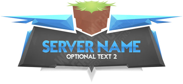 Super Crystal - Minecraft Server Logo
