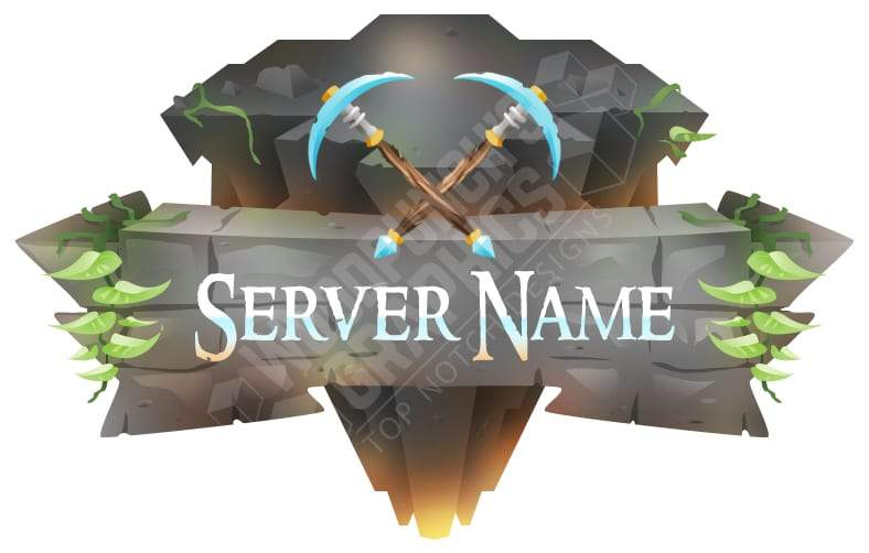 Best Minecraft Server Logo Template Pictures Server Logo Paid - Minecraft server icon erstellen