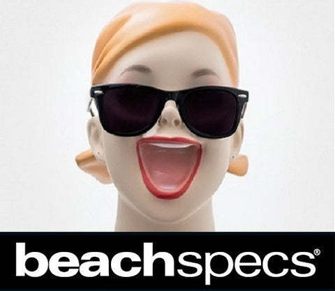 BeachSpecs, EveningSpecs, and more...