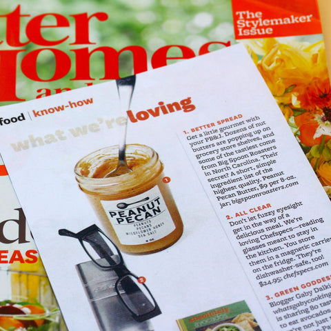 "ChefSpecs featured in Better Homes and Gardens ""What we're loving"""