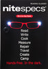 NiteSpecs: Indigo Blue LED Readers