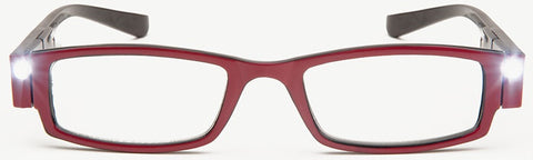 NiteSpecs: Red LED Readers
