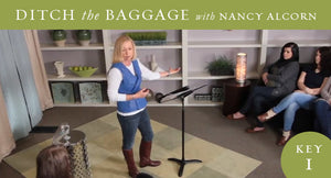 Ditch the Baggage Video Session 1: Total Commitment to Freedom