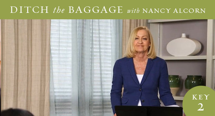 Ditch the Baggage Video Session 2: Healing Life's Hurts