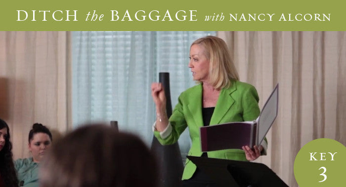 Ditch the Baggage Video Session 3: Getting God's Perspective on Your Life