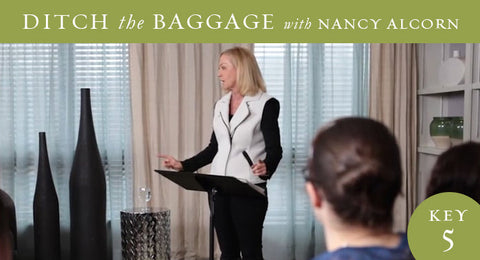 Ditch the Baggage Video Session 5: Breaking Your Family's Generational Patterns