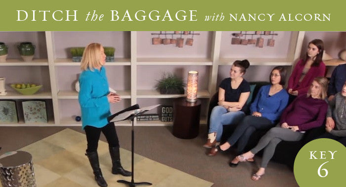 Ditch the Baggage Video Session 6: The Power to Choose Freedom Over Oppression