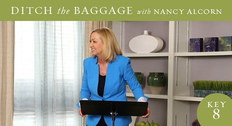 Ditch the Baggage Video Session 8: Unlocking Your Future