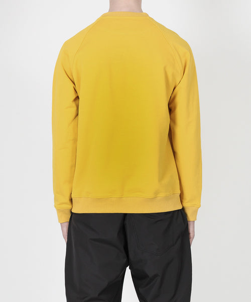 Walk Logo Crewneck (Yellow)