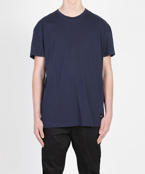 Central Ovesize Tee - Navy