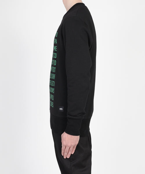 Frank Sweatshirt - Black