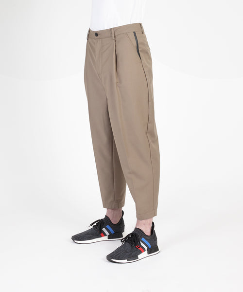 Twill Valdemar Pants - Black