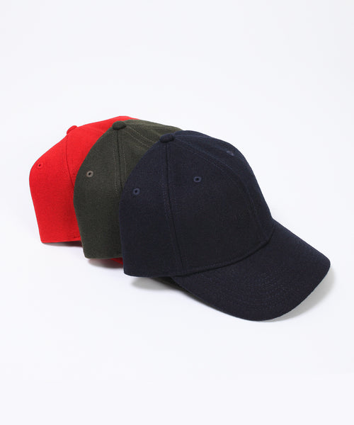 Baseball Logo Cap - Red, Army and Navy