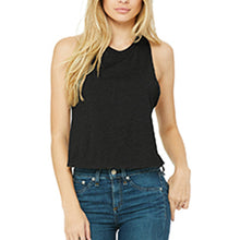 Bella Canvas Ladies' Crop Racerback Tank