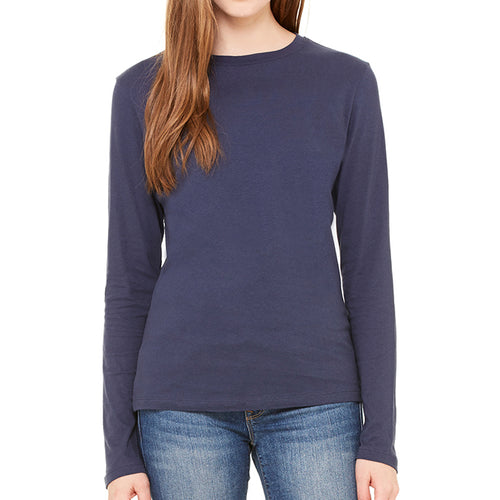 Bella Canvas Ladies' Long Sleeve T-Shirt