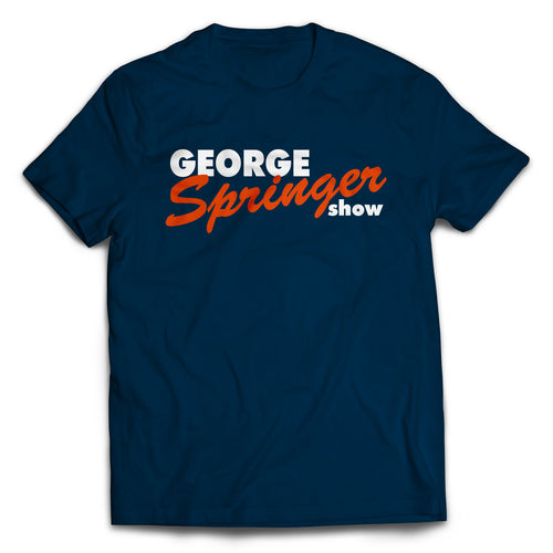 The George Springer Show