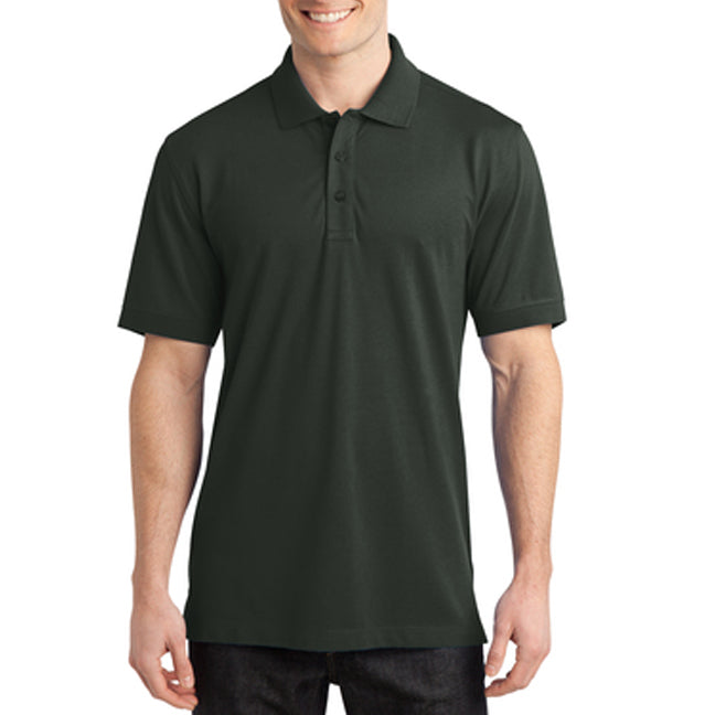 Port Authority Stretch Pique Polo