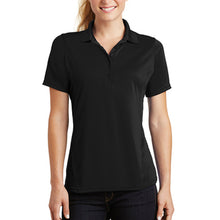Sport-Tek Ladies' Dry Zone Raglan Accent Polo