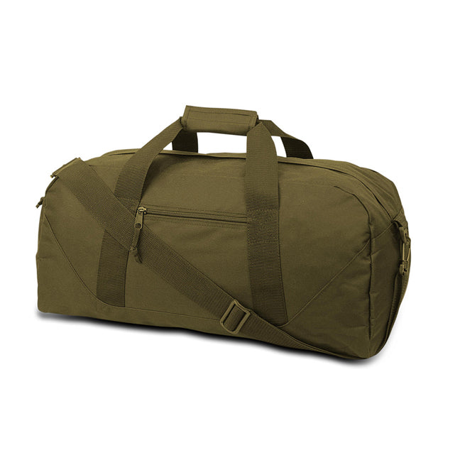 Liberty Bags Large Square Duffel