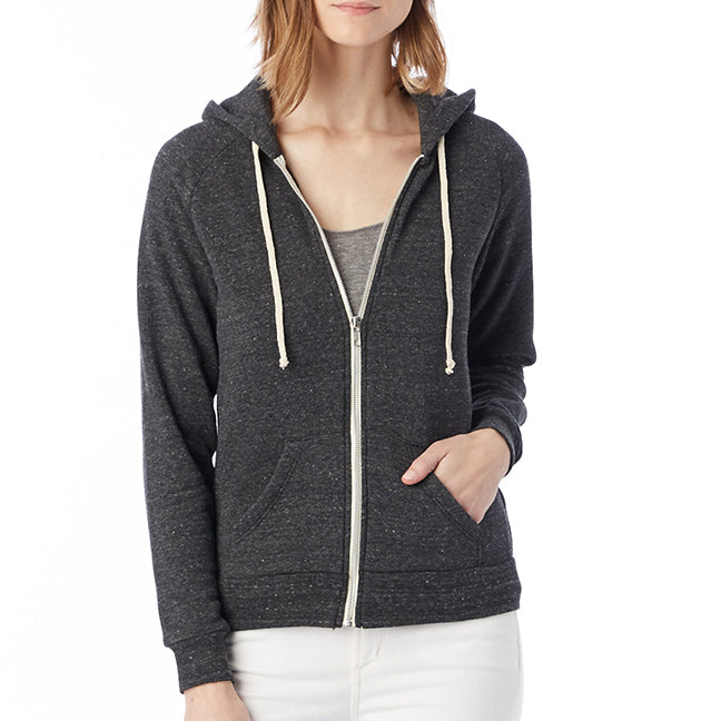 Alternative Ladies' Adrian Eco Fleece Hoodie