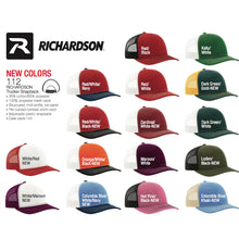 Richardson 112 Trucker Snapback
