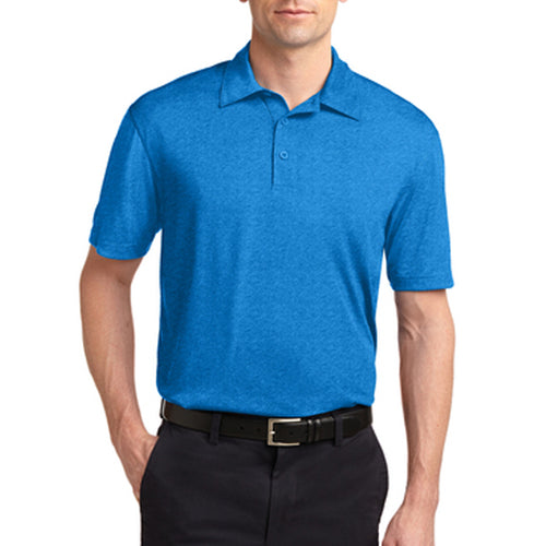 Sport-Tek Heather Contender Polo