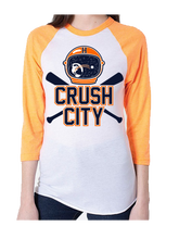Crush City 3/4 sleeve