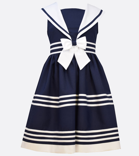Bonnie Jean Nautical Dress