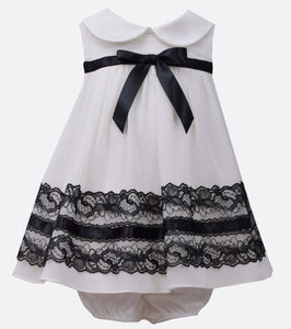 Bonnie Jean Baby Peter Pan Collar Party Dress