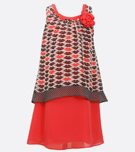 Bonnie Jean lip print dress