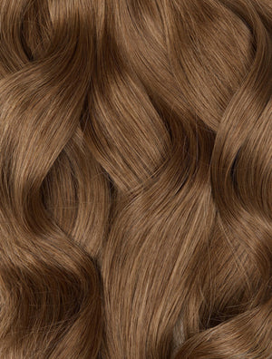 "Chestnut Brown (#6) 16"" Keratin Tip"