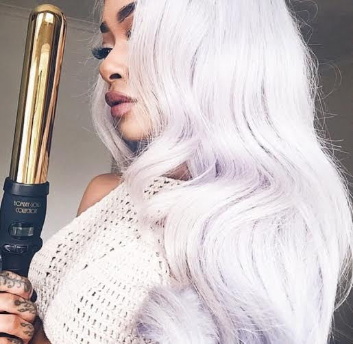 32mm BOMBAY GOLD CURLING WAND