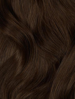 "Dark Brown (2) 22"" 100g - Weave Weft- ON BACKORDER"