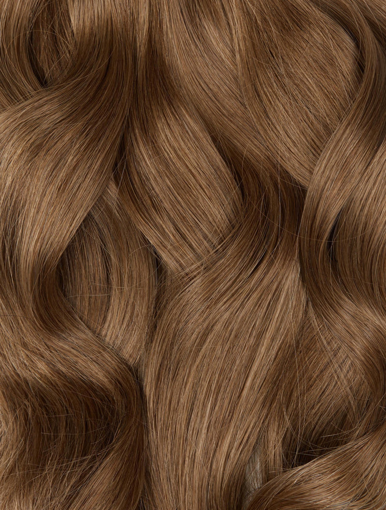 "Chestnut Brown (6) 22"" 220g"