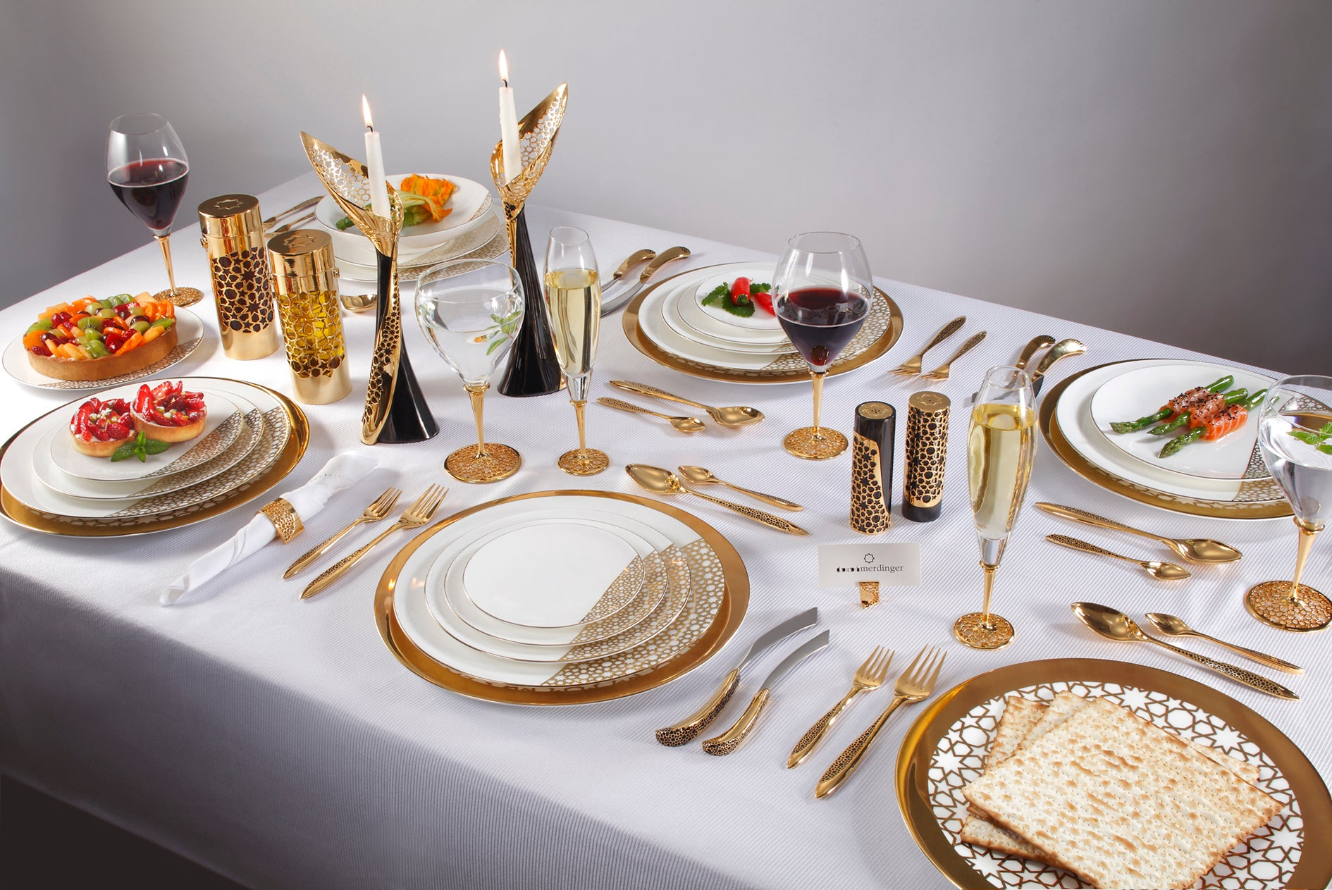 An entertaining dinner party isnu0027t complete with elegant tableware. Impress your guest with a succulent dish served on Merdingeru0027s meaningful tableware for ... & Merdinger Tableware: Inspiring both the Senses and the Mind | Luxury ...