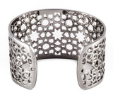 Stainless Steel Mesh Bangle