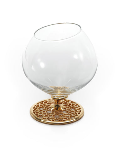 Arabesque Water Glass