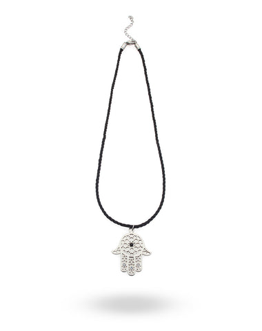 Stainless Steel Objet Necklace