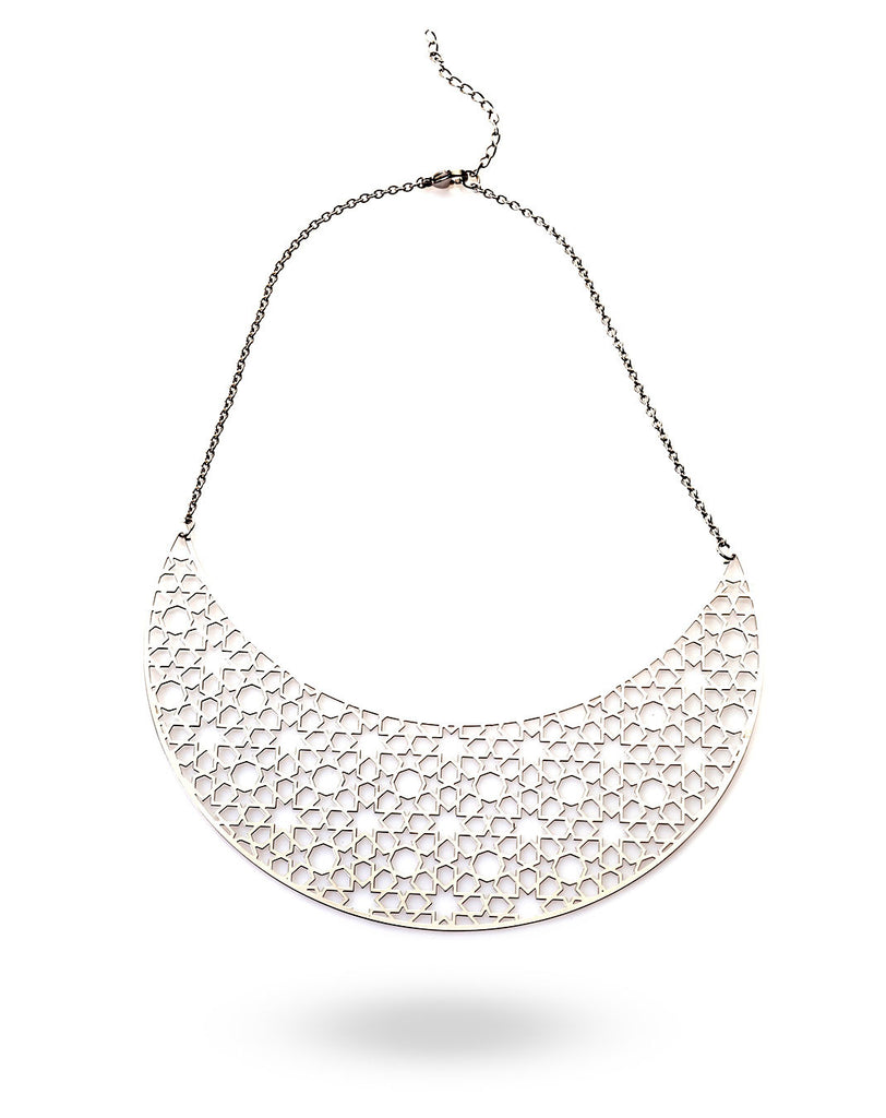 Stainless Steel Mesh Necklace
