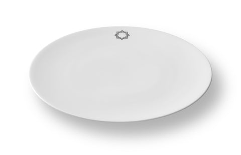 "Ropes & Sails Plate - 10.8"" Set for 6"