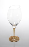Arabesque Red Wine Glass