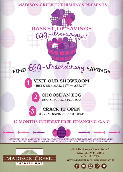 Basket of Savings Event