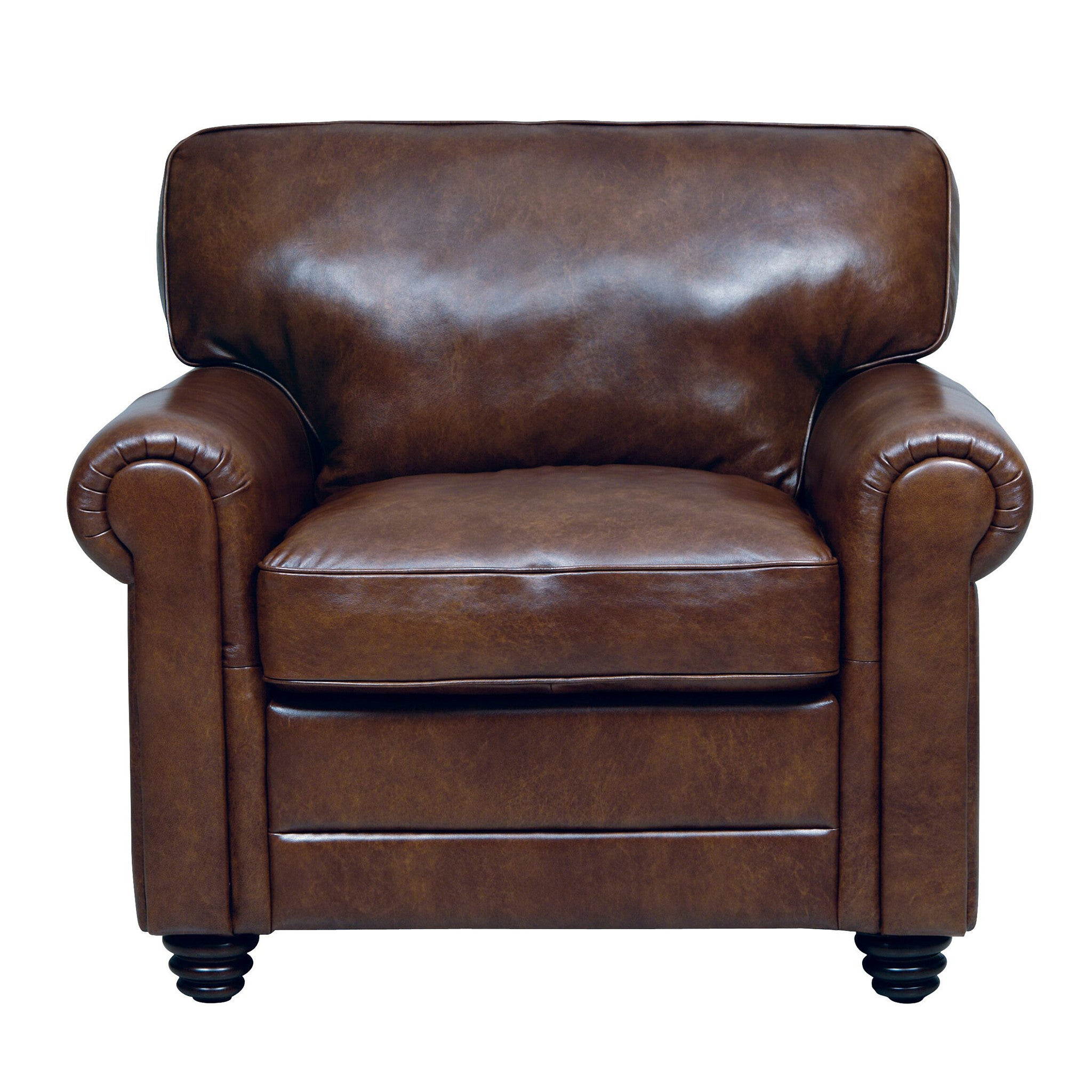 Andrew Leather Chair  sc 1 st  Madison Creek Furnishings & Andrew Leather Chair - Madison Creek Furnishings