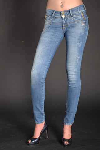 Cross My Heart Skinny Jeans 3327