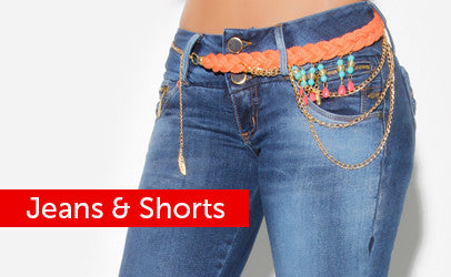 Jeans & Shorts Collections